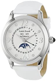 Louis Erard Women's 44204AA10.BDS05 1931 Automatic White Mother-of-Pearl Date Watch
