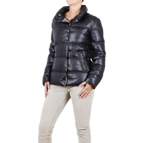 Timezone Damen Jacke, Elvia jacket 19-0107, Gr. 36 (S), Blau (dark navy 391)