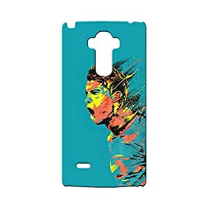 BLUEDIO Designer Printed Back case cover for LG G4 Stylus - G1208