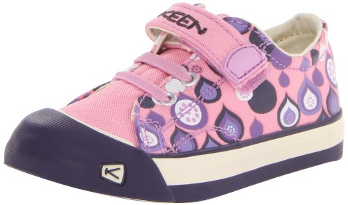 Keen Coronado Print Flat (Toddler/Little Kid),Lilac Chiffon Raindrops,7 M Us Toddler