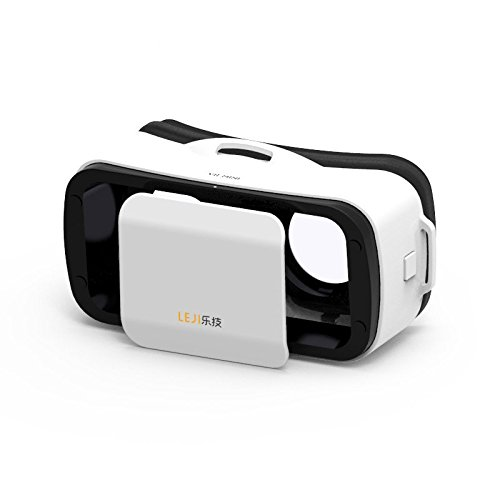 "NEW VR BOX III 3.0 LEJI VR Mini Virtual Reality Headmount VR Virtual Reality 3D Glasses 3D Game Movie for 4.5"" - 5.5"" Smart Phone"