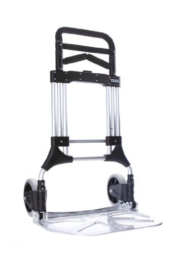 Vergo Industrial S300L Folding Hand Truck Dolly (400 lbs Capacity) at Sears.com