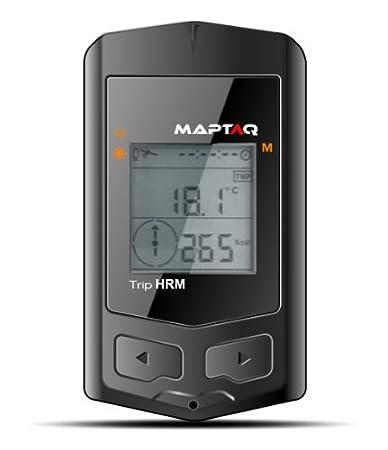 """Maptaq Trip HRM GPS de sport écran 1,5"""""""