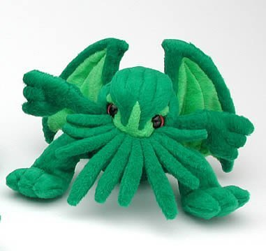 Toy Vault 12004 Mini Cthulhu Plush - 1