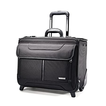 Samsonite Beacon Hill Wheeled Catalog Case