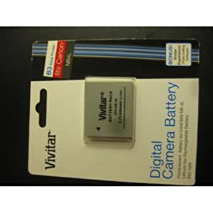 Vivitar VIV-CB-4L Replacement Battery For Canon NB4L