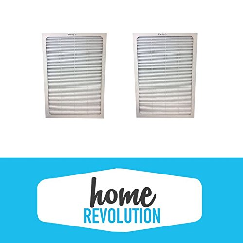 2 Blueair 500/600 Series Home Revolution Brand Air Purifier Filter; Fits Models; 501, 503, 550E, 601