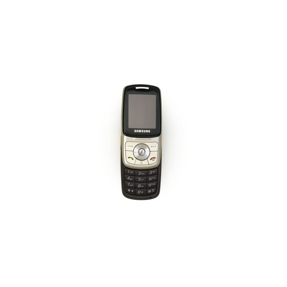 Samsung X530 Unlocked Cell Phone  International Version with Warranty (Black)