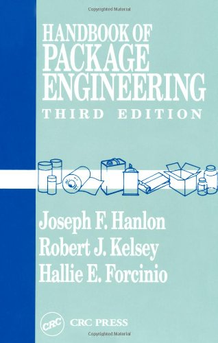 Handbook of Package Engineering, Third Edition