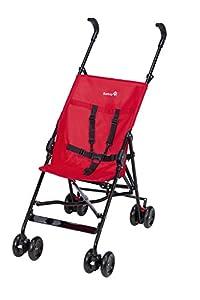 Safety 1st Peps - Silla de paseo, color rojo en BebeHogar.com