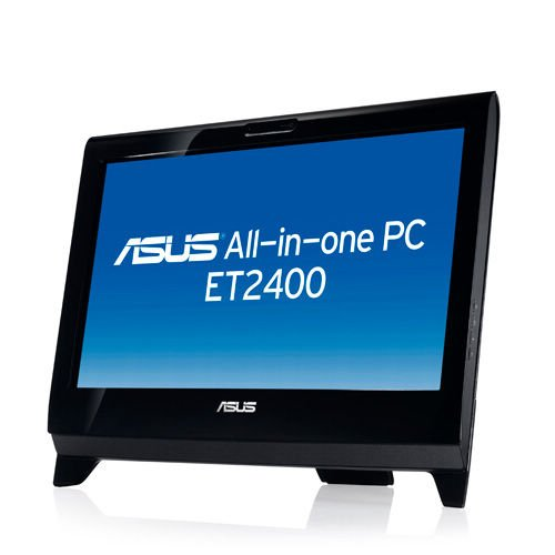 Asus ET2400IUTS-B020E 23.6-inch LED All-In-One Desktop PC (Intel Core i3-2120 3.3GHz Processor, 2TB HDD, 6GB DDR3, Touch Screen, TV Tuner, DVD-RW, USB 3.0, HDMI, Windows 7 Home Premium)