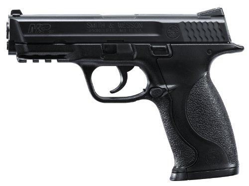 Smith & Wesson M&P Airgun (Black, Medium) (Bb Pellet Gun Pistol compare prices)