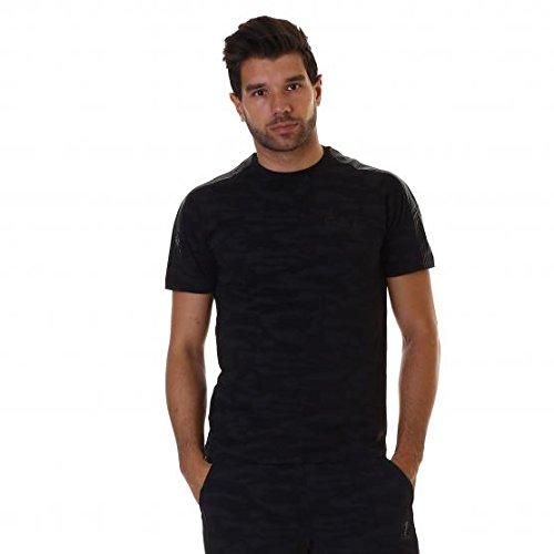 Emporio Armani EA7 t-shirt maglia maniche corte girocollo uomo nero EU M (UK 38) 6XPTD0 PJ02Z 1200