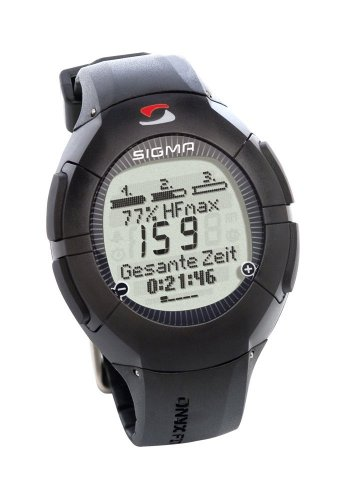 Sigma Onyx Fit Heart Rate Monitor