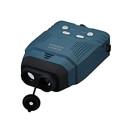 Solomark Night Vision Monocular, Blue-infrared Illuminator Allows Viewing in the Dark-records Images and Video from Solomark :: Night Vision :: Night Vision Online :: Infrared Night Vision :: Night Vision Goggles :: Night Vision Scope