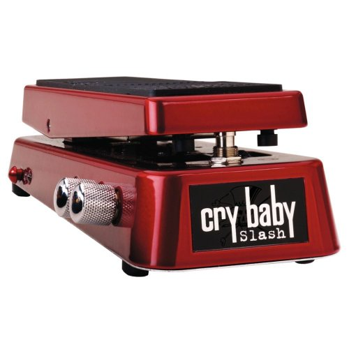 Dunlop Sw-95 Crybaby Slash Wah Crybaby Pedal front-381842