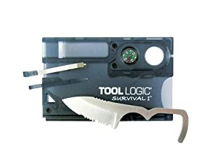 Tool Logic Survival Card - Black
