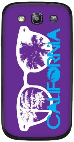 Cellet California Sunglasses Skin For Samsung Galaxy S3 - Purple