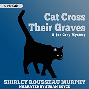 Cat Cross Their Graves | [Shirley Rousseau Murphy]
