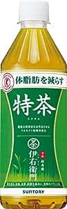 【2ケース】サントリー 伊右衛門 特茶 (500ml×24本)×2箱