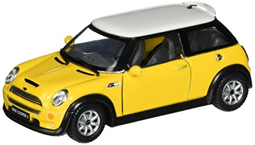 mini-cooper-s-1-28-yellow