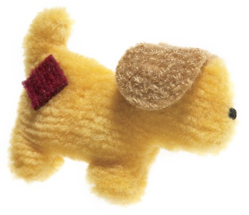 West Paw Design Puppy Pooch Squeak Toy for Dogs, Daisy