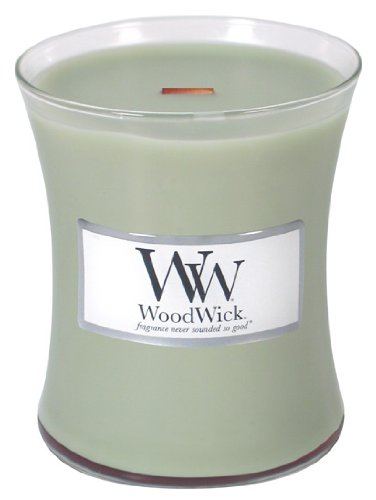 Woodwick Candle Applewood Medium Jar