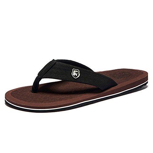 ndb-mens-classical-comfortable-flip-flop-ii-9-dm-us-43-m-eu-brown