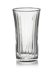 Flared Hi Ball Glass