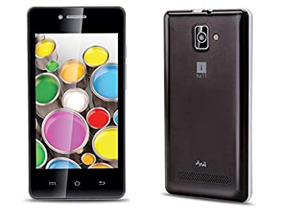 iBall Andi4 B20 | 2 MP Camera with LED Flash | Wine+Silver