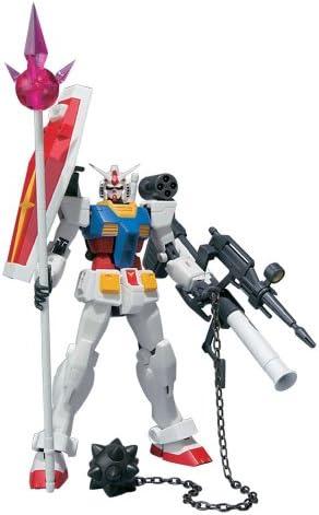 Robot魂 RX-78-2 高达(追加武器挂载点版)