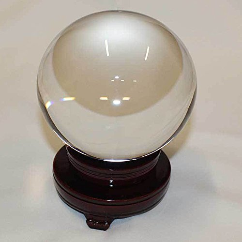 Clear Quartz Crystal Ball 110MM