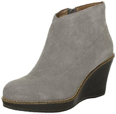 Scholl Althas, Chaussures à lacets femme - Gris - Grau (Taupe 1062), 38 EU