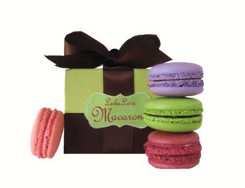 Leilalove Macarons 4 Quantities, 4 Signature