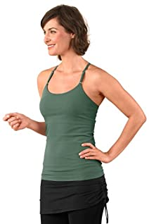 Nux Focus T-Back USA-made Cami