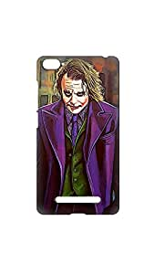 Joker In Bat Man Paul Case For Xiaomi Mi4i