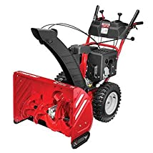 Troy-Bilt Storm 28in. Electric-Start 2840 Snow Thrower - 277cc 4-Cycle Engine Model# 31AH54P4766