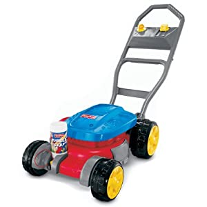 Fisher-Price Bubble Mower by Fisher Price