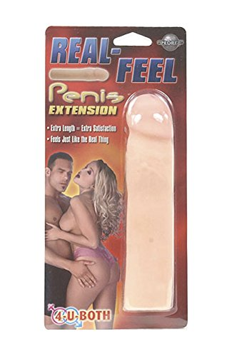 Real Feel Penis Extension вибростимулятор real feel lifelike toys no 11