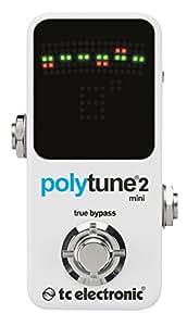 tc electronic Polytune2 mini ポリフォニックペダルチューナー