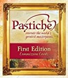 Pastiche: First Edition Commission Card pack