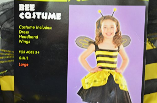 Totally Ghoul Bee Costume NWT Bumble Bee Costume Girl's Medium