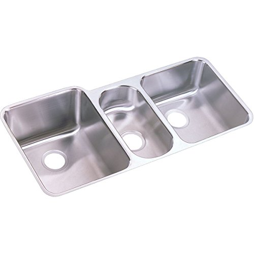 Why Should You Buy Elkay ELUH4020 Harmony Lustertone Undermount Sink, Stainless Steel