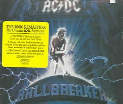 Ballbreaker artwork
