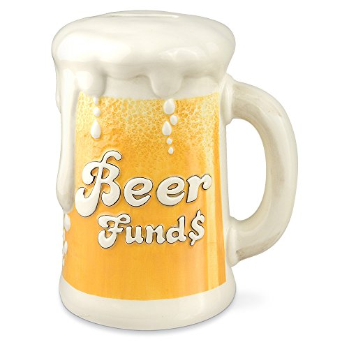 Epic Products Beer Funds Money Bank, Multicolor - 1