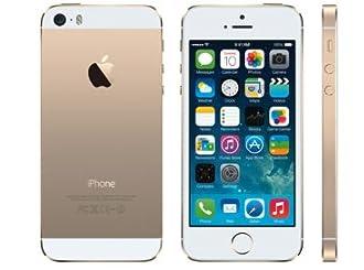 アップル docomo iPhone 5s 16GB ゴールド ME334J/A 白ロム Apple