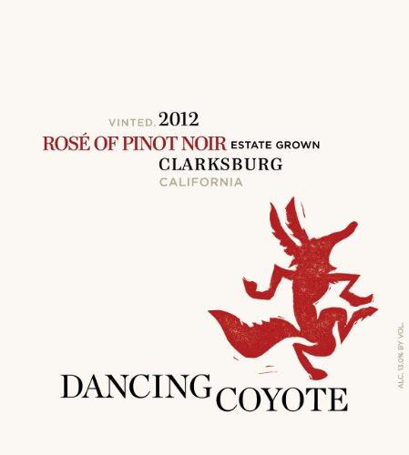 2012 Dancing Coyote Rosé Of Pinot Noir 750Ml
