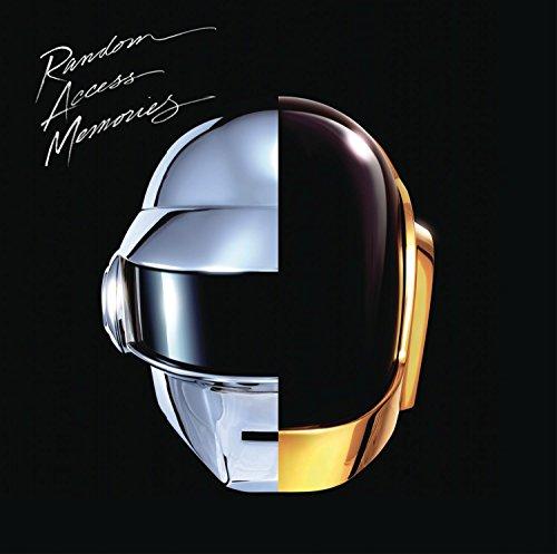 CD : Daft Punk - Random Access Memories (CD)