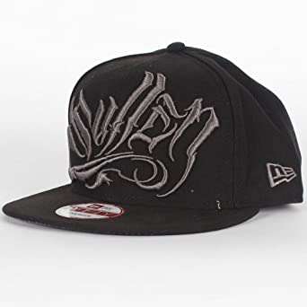 Sullen - Bob NE Snapback Hat in Black, Size: O/S, Color: Black