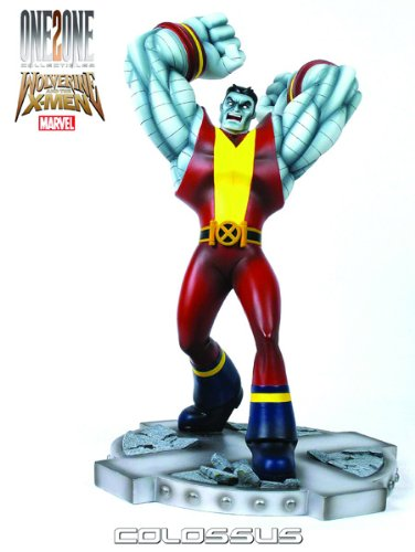 Picture of Diamond Comics One2One Collectibles Wolverine and the X-Men: Colossus Statue Figure (B003COD84Q) (X-Men Action Figures)